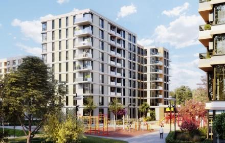 Приобретение квартиры в новом жилищном комплексе